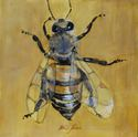 •Bee in Gold-SOLD
