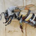•Honey Bee III -SOLD