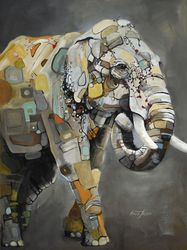 Asian Elephant: Remover of Obstacles
