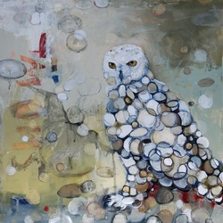 •Snowy Owl-SOLD